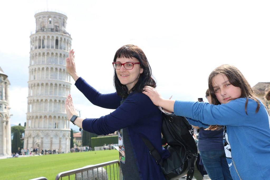 Pridržavanje kosog tornja u Pisi