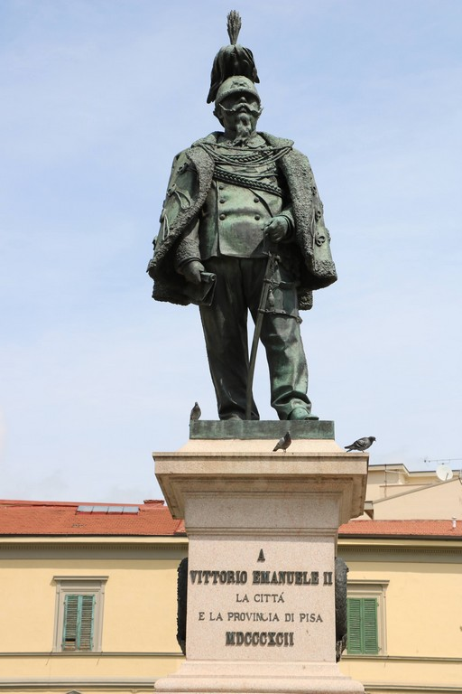 Pisa - Vittorio Emanuele II