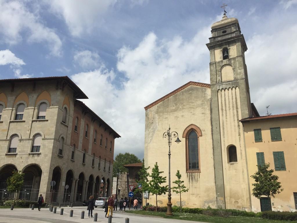 Pisa - crkva Saint Antony