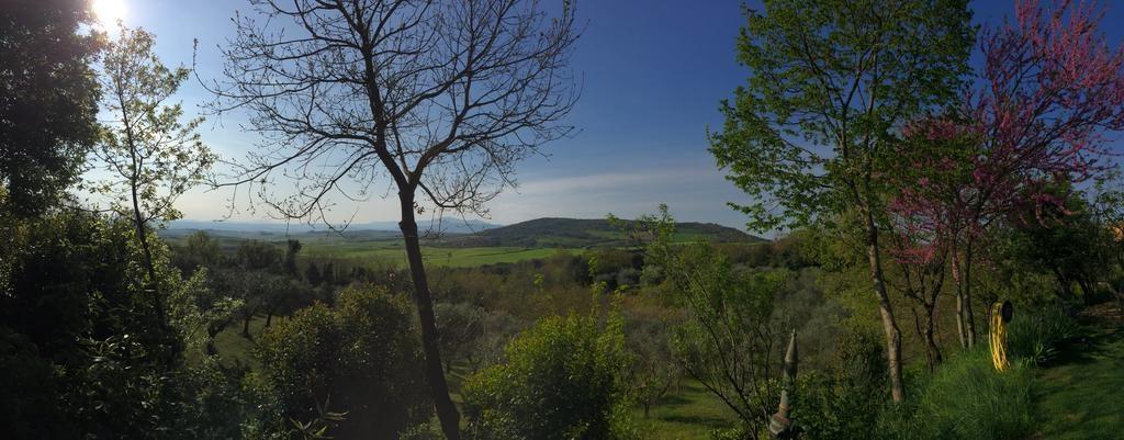 Villa Righina, Murlo