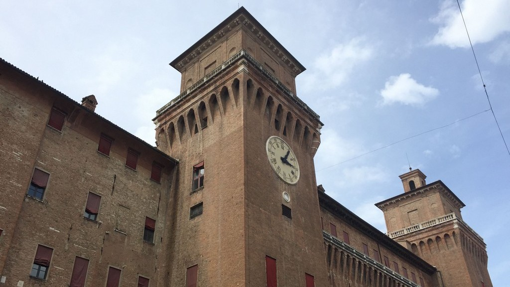 Pisa i Ferrara