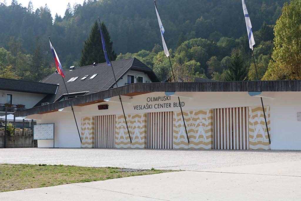 Veslački centar na Bledu