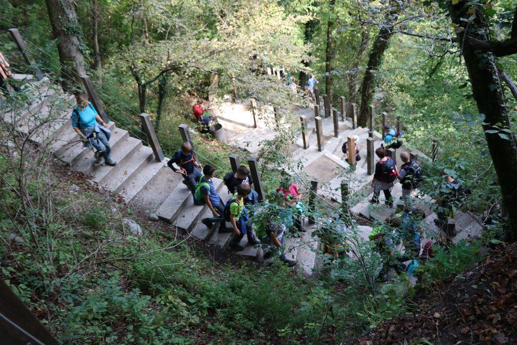 Stepenice kod Bledskog grada