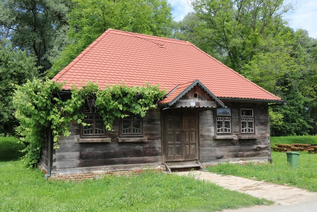 Posavska kuća, Krapje