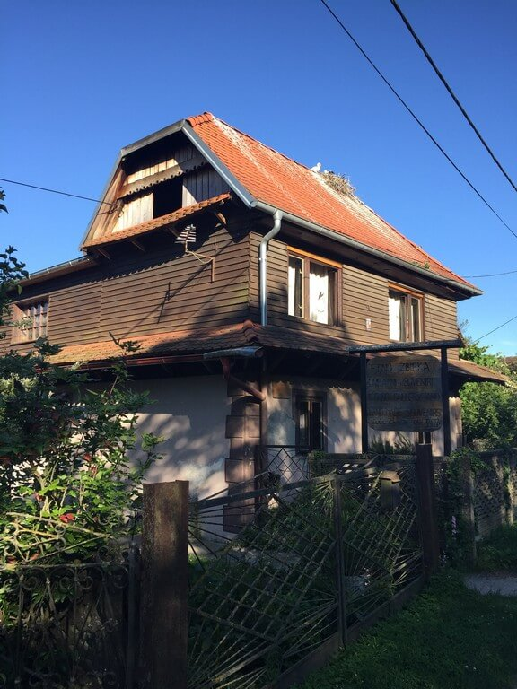 Kuća obitelji Sučić, Čigoč