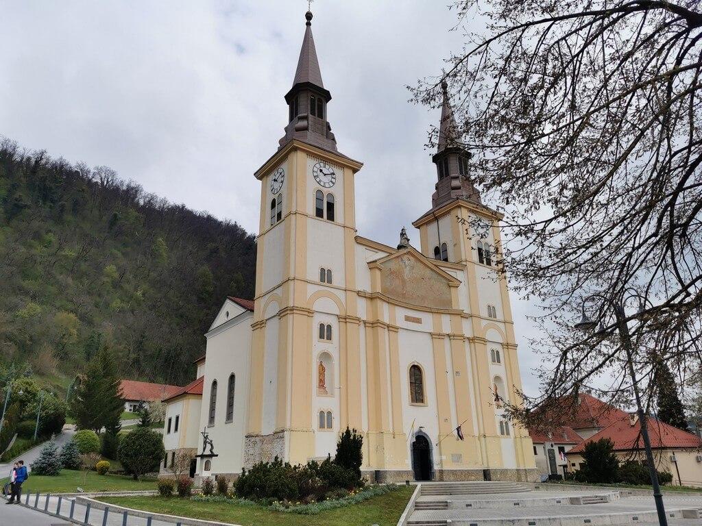 Pregrada, Zagorska katedrala