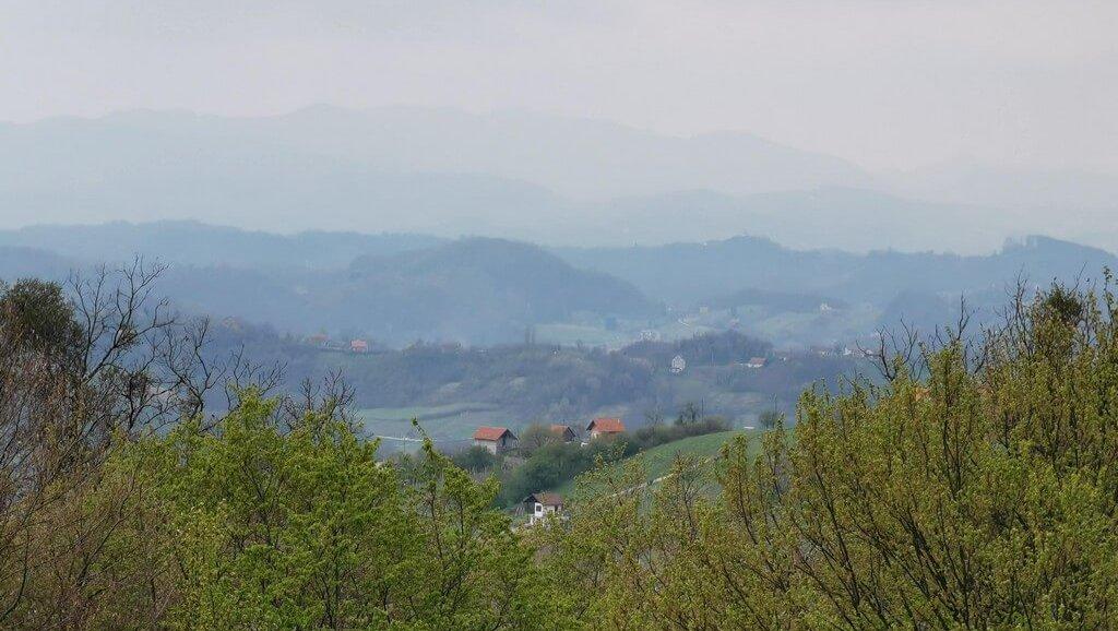 Kuna gora u Hrvatskom zagorju